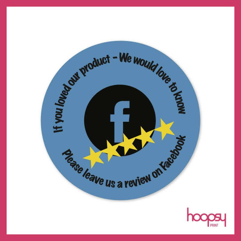Home shop print personalised and customised stickers