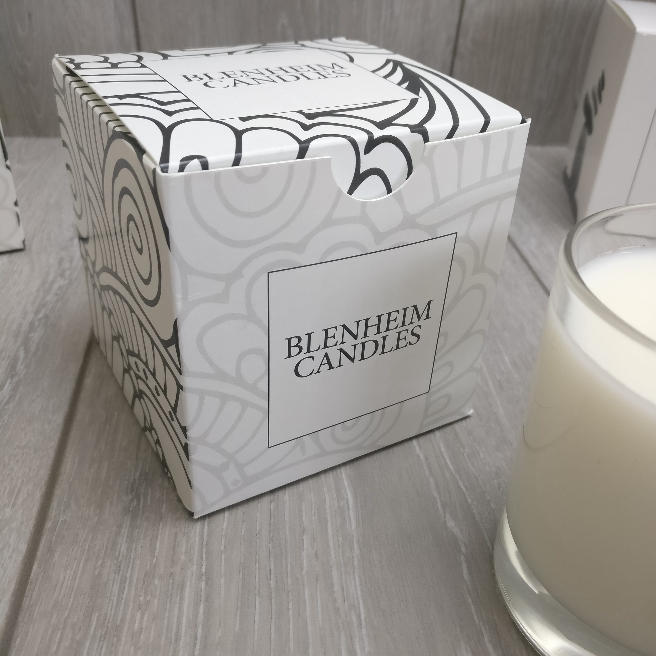 Fully customised Candle Boxes (DIY)