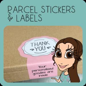 Parcel Stickers