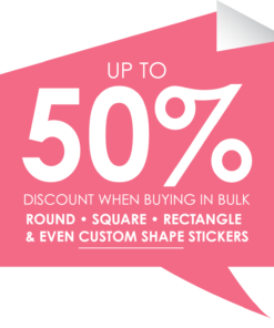 BULK BUY STICKERS